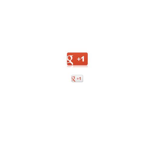 ОМГ. Гугл змінив дизайн кнопки +1…
