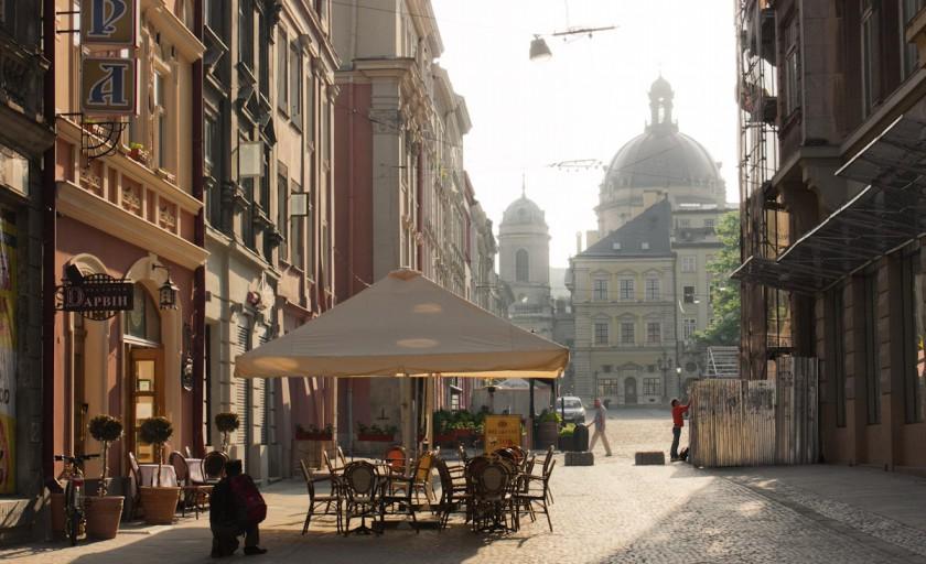 Ми переїхали у Львів