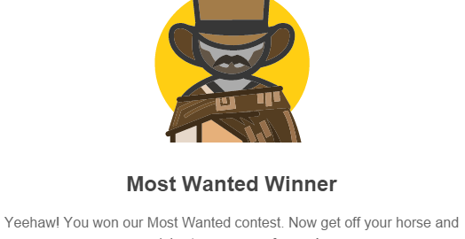 Asana theme won Most Wanted Micro Niche Themes contest!