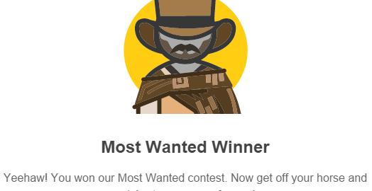 Asana theme won Most Wanted Micro Niche Themes contest!