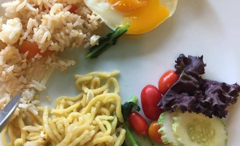 Таїланд: їжа